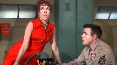Gomer Pyle, U.S.M.C (S5E28) - Show Time With Sgt