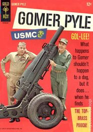 Gomer Pyle Comic 1