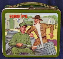 Gomer Pyle Lunch Box 1