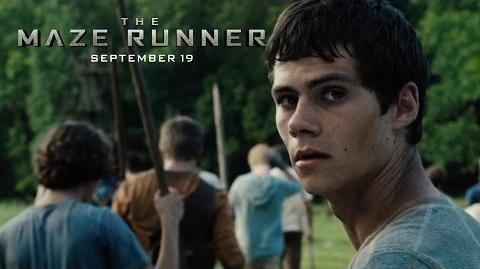 The Maze Runner Clue HD 20th Century FOX