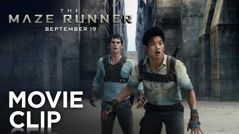 "The Maze Runner ""Runners"" Clip HD 20th Century FOX"