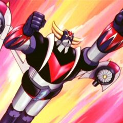 Double Spazer with Grendizer