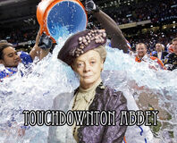Touch Downton Abbey