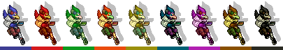 Falco Palettes