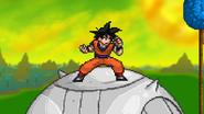 Goku's new design