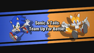Sonic and Tails Team Up