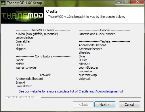 Installer For Your Mod 07