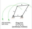 Mecanismo de quatro barras