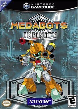 Medabots Infinity box