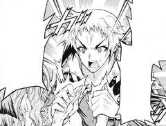 Zenkichi takes Emukae's hands