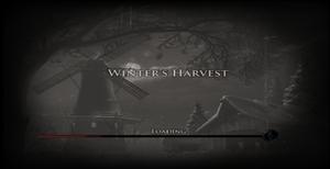 Winter's Harvest Loading Screen