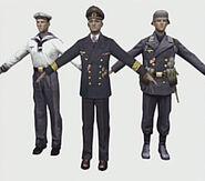 Kriegsmarine Uniforms
