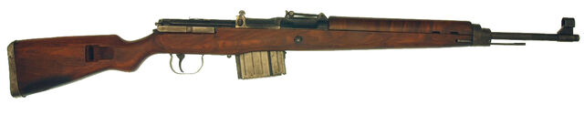 File:Walther K43 8 x 57 IS Semi-Automatic Rifle 1.jpg