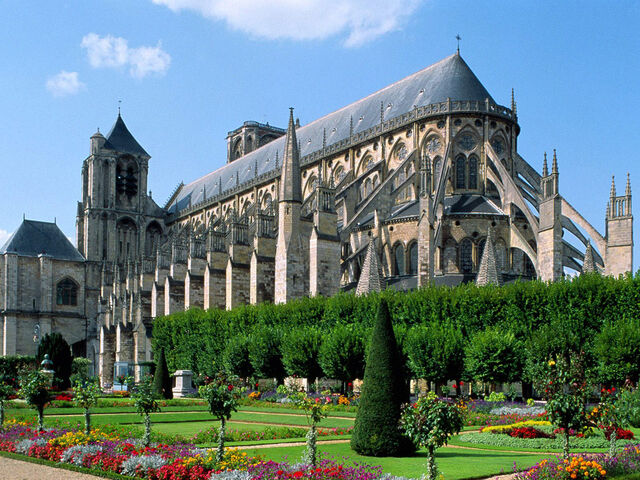 File:Cathedral of st. etienne bourges france.jpg