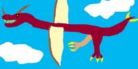 Wyrm Dragon