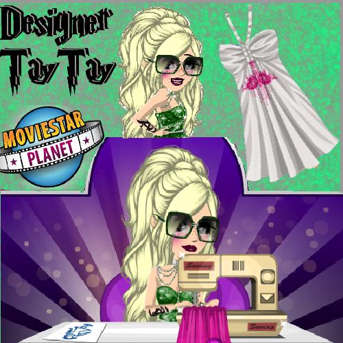 Designer Tay Tay Card