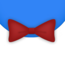Fancy Red Bowtie