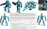 LE Blue UNSC Spartan II