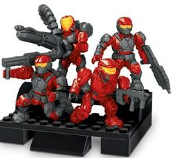 UNSC Red CU-set