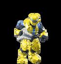Yellow elite pilot