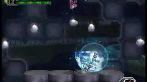 Megaman X8 Boss Gigabolt Man-O-War Hard mode no damage