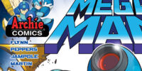 Mega Man Issue 40 (Archie Comics)