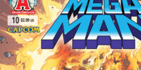 Mega Man Issue 10 (Archie Comics)