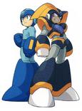Megaman&Bass