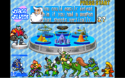 Search for Wily! - Robot Masters