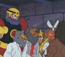 Episode 22: Curse of The Lion Men