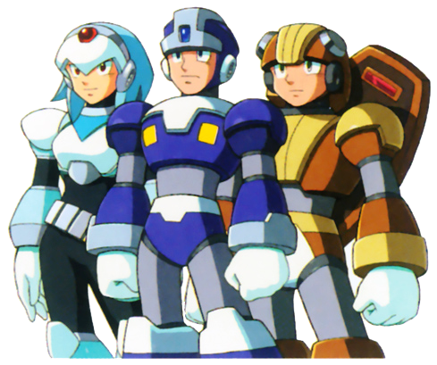 File:X5Reploids.png
