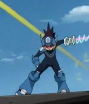 MegaMan BreakSaber