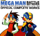 Mega Man Battle Network Official Complete Works