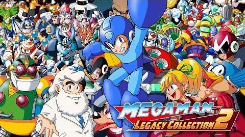 Mega Man Legacy Collection 2 Launch Trailer