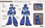 RockmanXVerKe