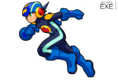 MegaManEXE Move