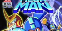 Archie Mega Man Issue 11