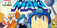 Archie Mega Man Issue 2