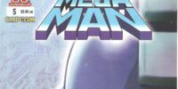 Archie Mega Man Issue 5