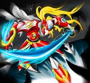 Zero bushido armor by tenji dono-d60l30n
