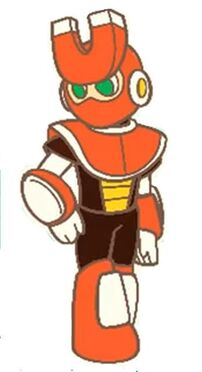 Magnet Man (Pop'n Music Form)