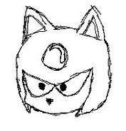 Chibi Dog Man by MEGAmorrison