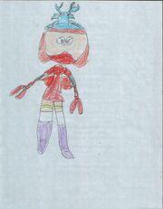 Crab Woman1