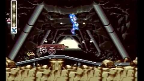 Mega Man X - Armored Armadillo Lag Reduction Strat