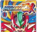Mega Man ZX (Manga)