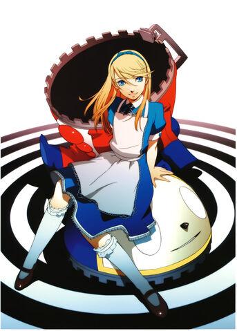 File:Persona 4 Teddie Alice.jpg