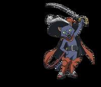 Devil caitsith