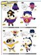 P4D Teddie's Costume Coordinate 03