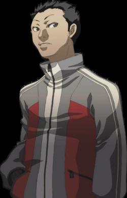 P3 Kazushi Miyamoto Render