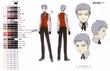 Persona 3 Akihiko anime